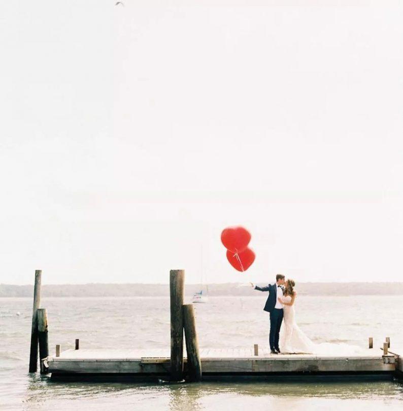 刷爆朋友圈!实用、有趣的婚礼拍照道具  第3张