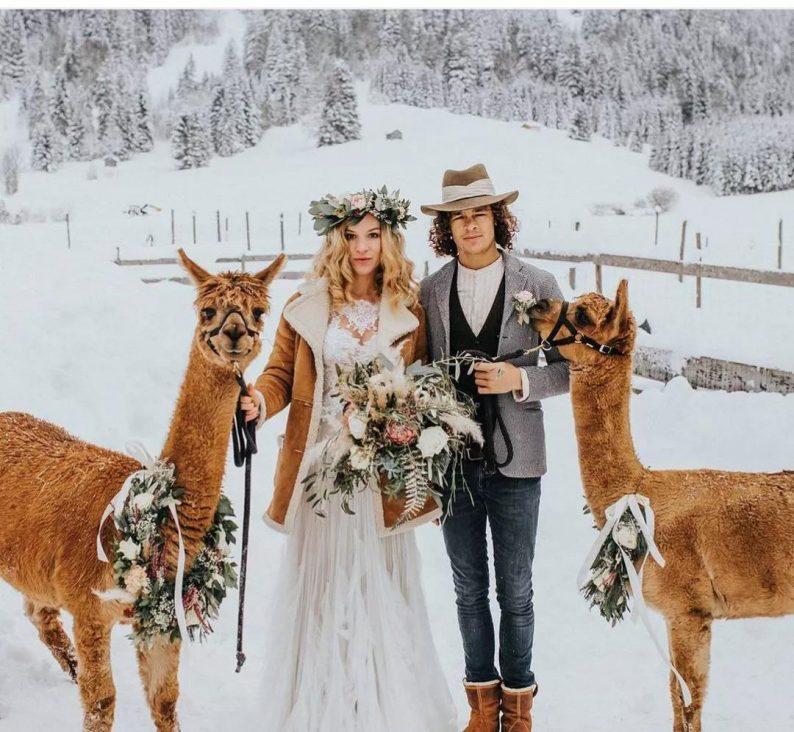 刷爆朋友圈!实用、有趣的婚礼拍照道具  第13张