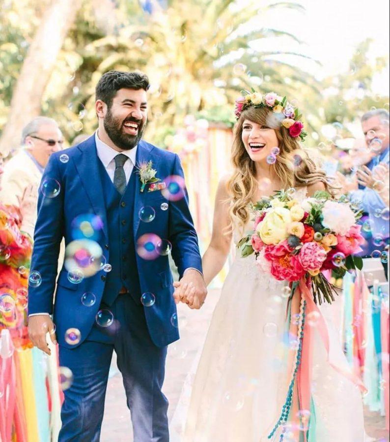 刷爆朋友圈!实用、有趣的婚礼拍照道具  第15张