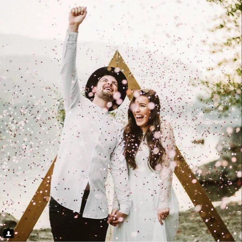 刷爆朋友圈!实用、有趣的婚礼拍照道具  第16张