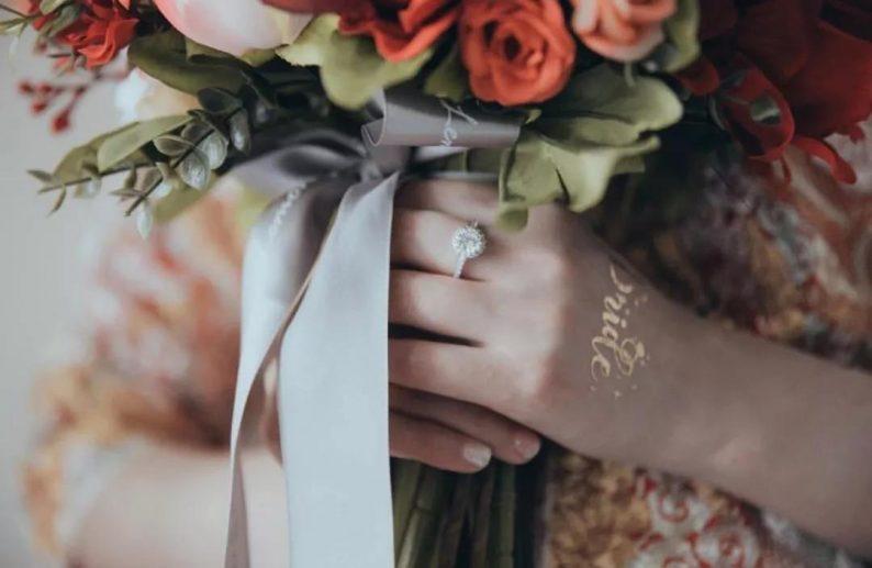 刷爆朋友圈!实用、有趣的婚礼拍照道具  第22张