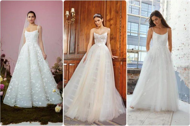 纽约新娘时装周:2021年秋冬婚纱最新系列  第2张