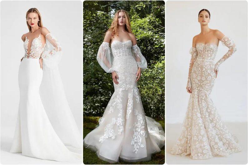 纽约新娘时装周:2021年秋冬婚纱最新系列  第5张