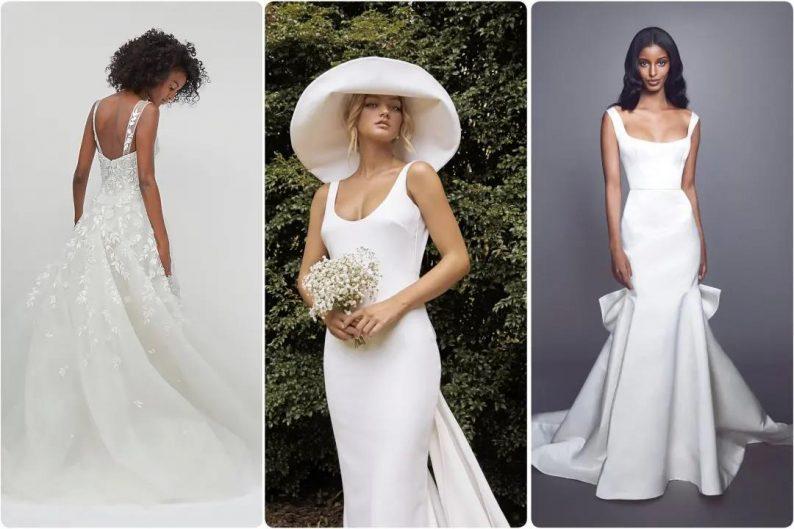 纽约新娘时装周:2021年秋冬婚纱最新系列  第11张