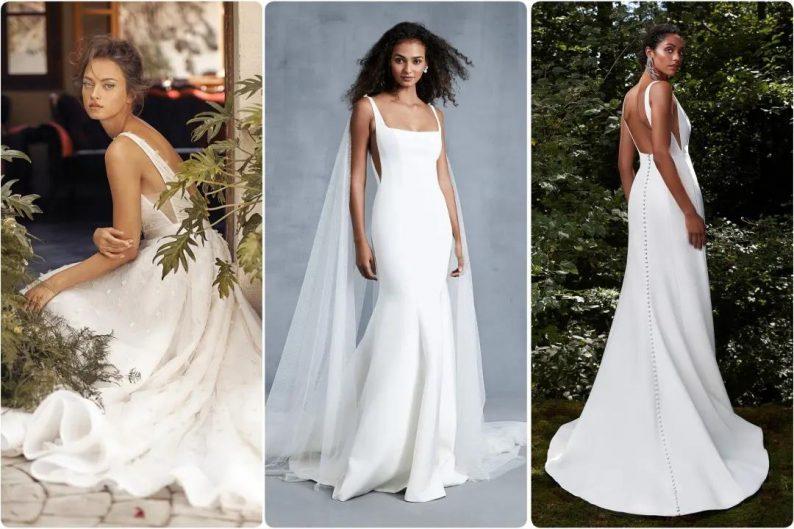 纽约新娘时装周:2021年秋冬婚纱最新系列  第14张