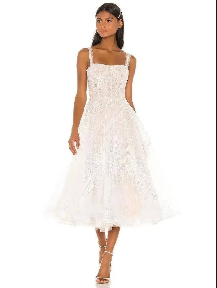 纽约新娘时装周:2021年秋冬婚纱最新系列  第21张