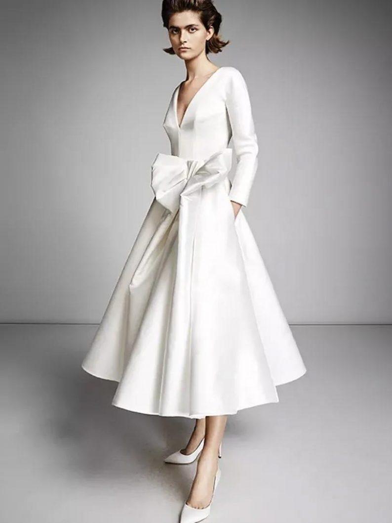 纽约新娘时装周:2021年秋冬婚纱最新系列  第22张