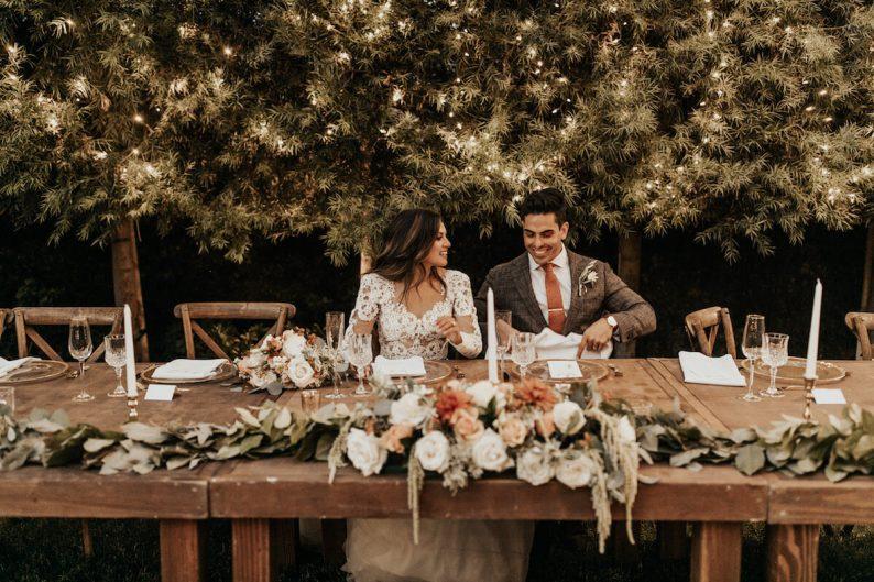 专家解读!细节决定整场婚礼的氛围营造  第1张