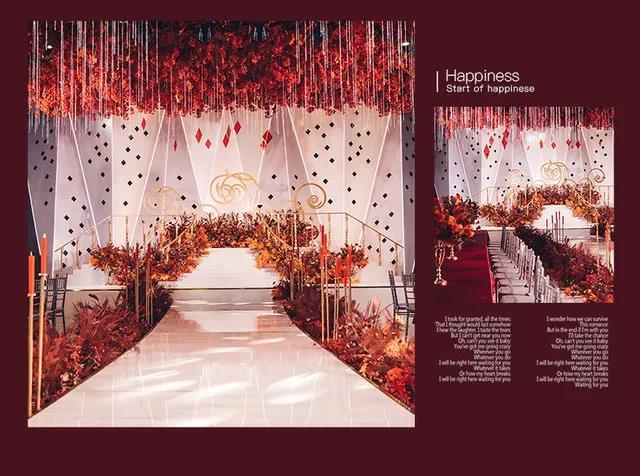 婚礼堂发布:杭州最大场地宴会厅,五大主题特色宴会厅!  第5张
