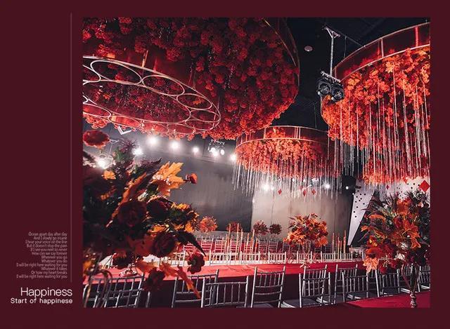 婚礼堂发布:杭州最大场地宴会厅,五大主题特色宴会厅!  第6张