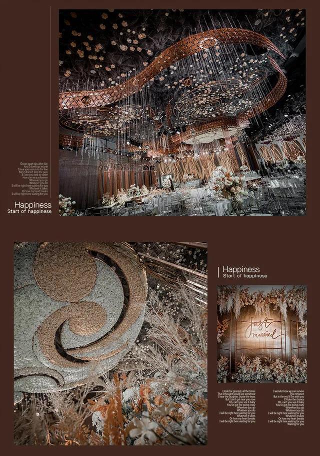 婚礼堂发布:杭州最大场地宴会厅,五大主题特色宴会厅!  第13张
