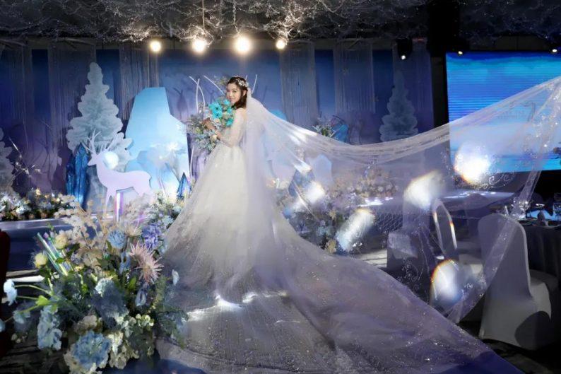 婚礼堂发布:杭州最大场地宴会厅,五大主题特色宴会厅!  第16张