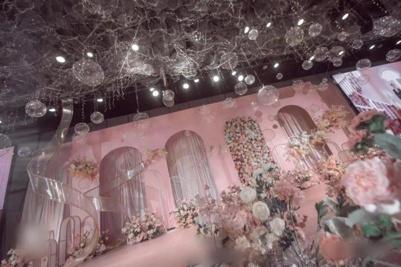 婚礼堂发布:杭州最大场地宴会厅,五大主题特色宴会厅!  第17张