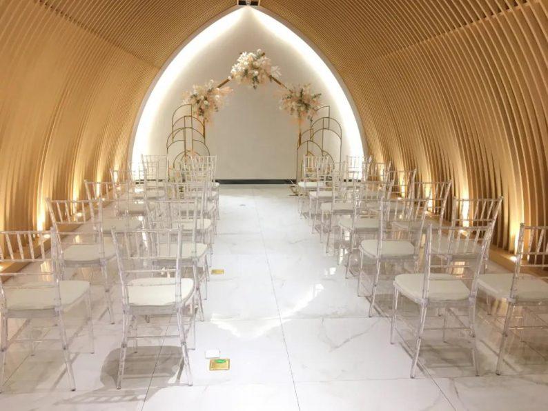 婚礼堂发布:杭州最大场地宴会厅,五大主题特色宴会厅!  第24张