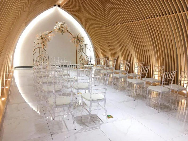 婚礼堂发布:杭州最大场地宴会厅,五大主题特色宴会厅!  第25张
