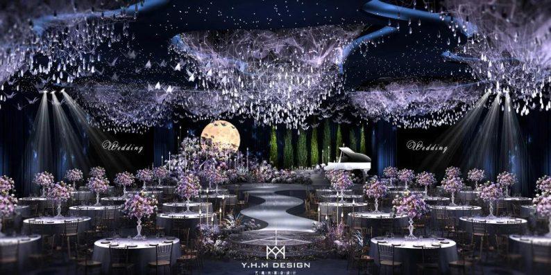 婚礼堂发布:超8800方!宿松首家百万级奢华婚礼堂  第4张