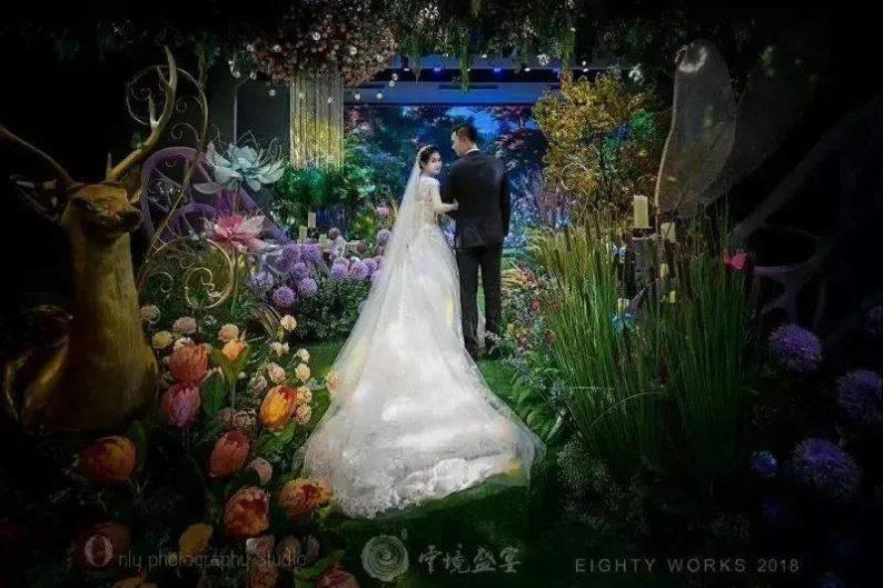 """婚礼堂发布:10万平方!南昌首家""""云境盛宴""""主题宴会群落  第15张"""