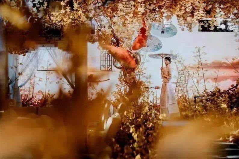 """婚礼堂发布:10万平方!南昌首家""""云境盛宴""""主题宴会群落  第16张"""