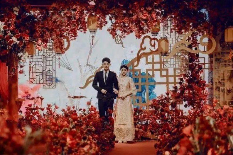 """婚礼堂发布:10万平方!南昌首家""""云境盛宴""""主题宴会群落  第17张"""