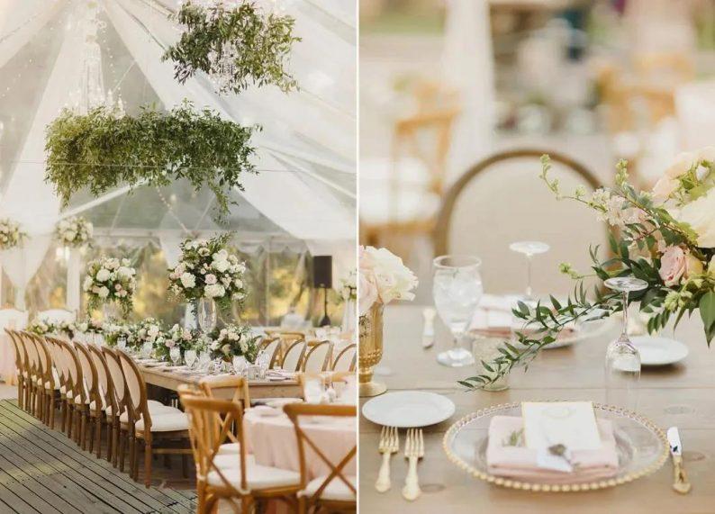 婚礼堂发布:半山秘境中的婚礼伊甸园  第6张