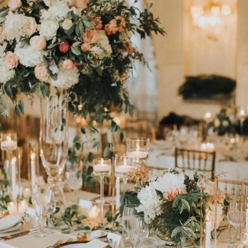 婚礼堂发布:半山秘境中的婚礼伊甸园  第17张