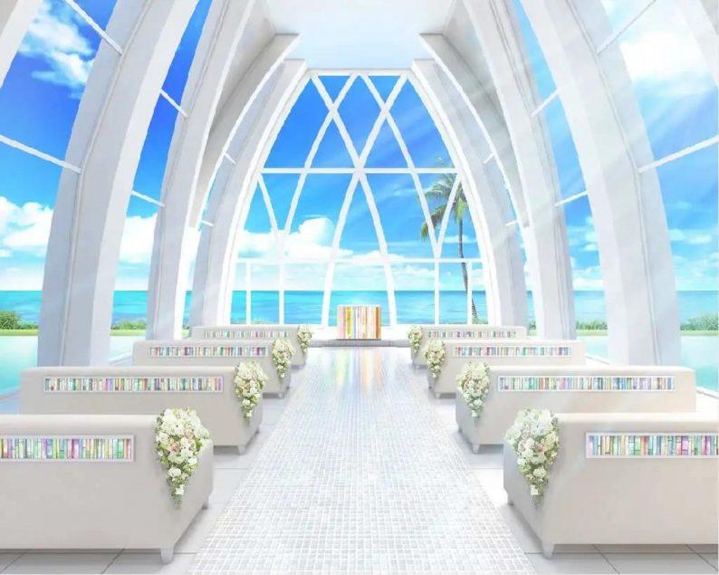 盘点世界最美的婚礼教堂  第16张