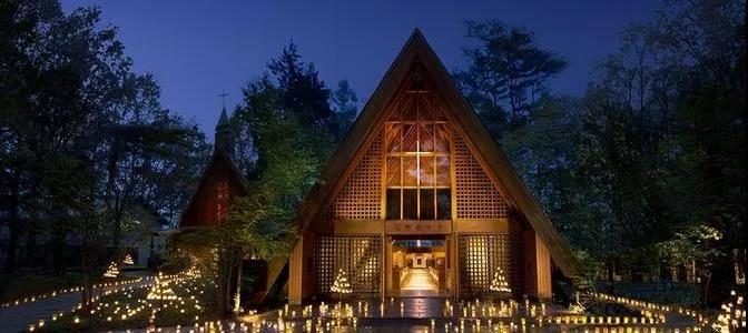 盘点世界最美的婚礼教堂  第28张
