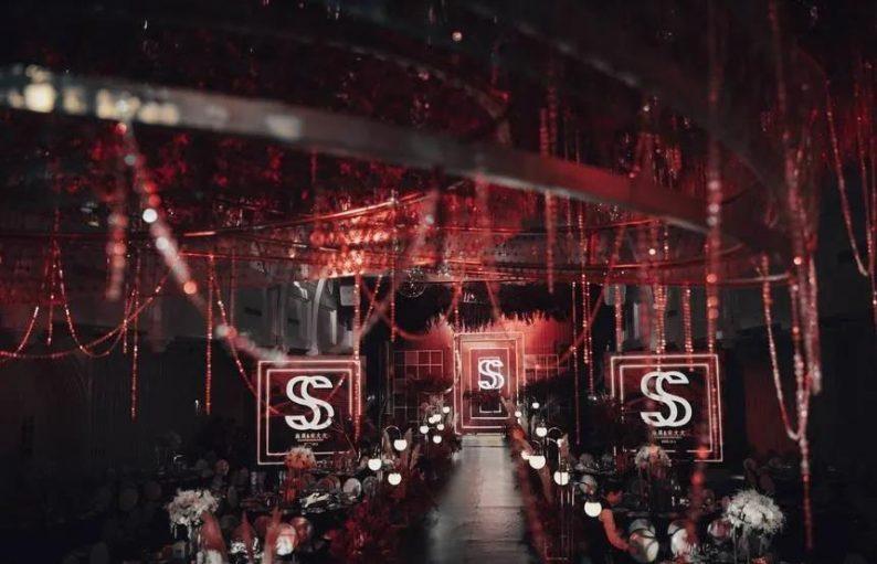 婚礼堂发布:6大主题宴会厅!格莱美杭州湾店,独家室内花园  第7张