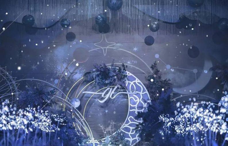 婚礼堂发布:6大主题宴会厅!格莱美杭州湾店,独家室内花园  第8张