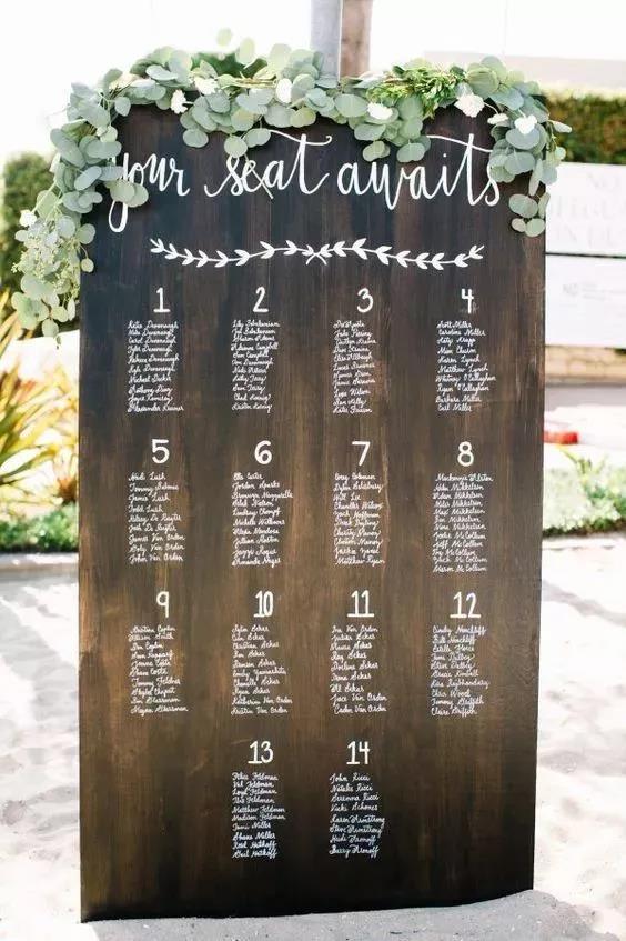 婚礼座位安排攻略:容易得罪人的几个雷点,千万别踩!  第18张
