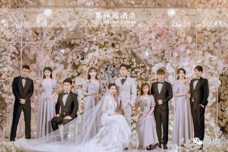 婚礼堂发布:鞍山推出首家灵动水景百万婚礼堂  第13张
