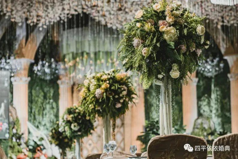婚礼堂发布:占地1.7万方!9大宴会厅,五线城市婚嫁新地标  第9张