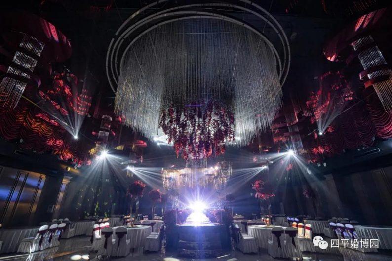 婚礼堂发布:占地1.7万方!9大宴会厅,五线城市婚嫁新地标  第17张