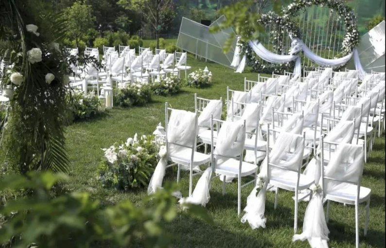 婚礼堂发布:占地1.7万方!9大宴会厅,五线城市婚嫁新地标  第19张