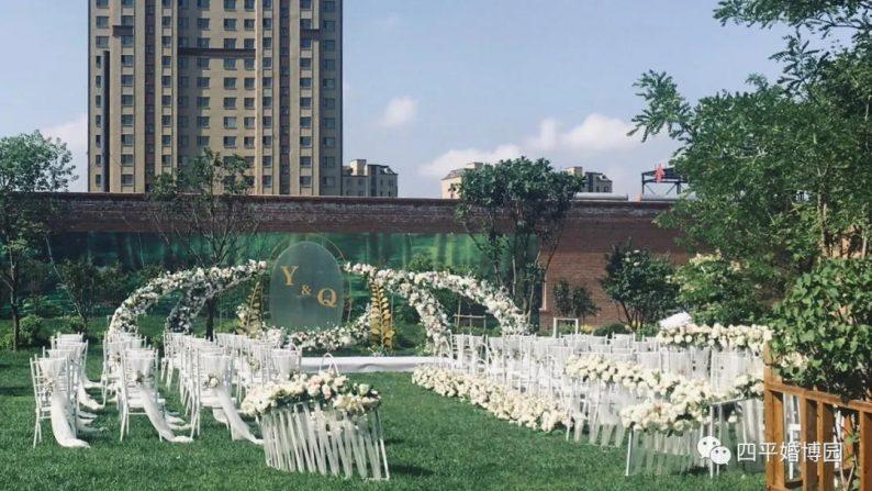 婚礼堂发布:占地1.7万方!9大宴会厅,五线城市婚嫁新地标  第20张