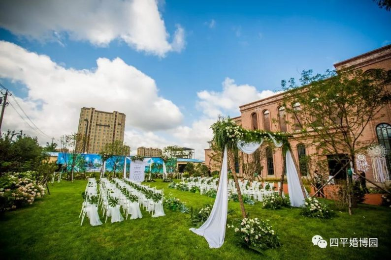 婚礼堂发布:占地1.7万方!9大宴会厅,五线城市婚嫁新地标  第22张