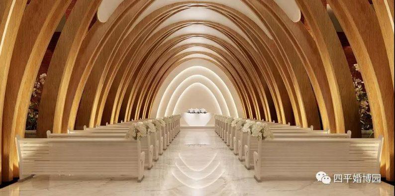 婚礼堂发布:占地1.7万方!9大宴会厅,五线城市婚嫁新地标  第23张