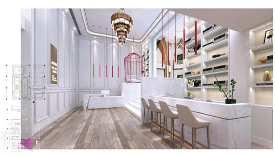婚礼堂发布:总面积3.2万平!金塘胜宴打造地标性宴会酒店  第8张