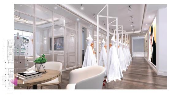 婚礼堂发布:总面积3.2万平!金塘胜宴打造地标性宴会酒店  第9张