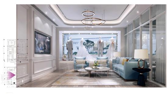 婚礼堂发布:总面积3.2万平!金塘胜宴打造地标性宴会酒店  第10张