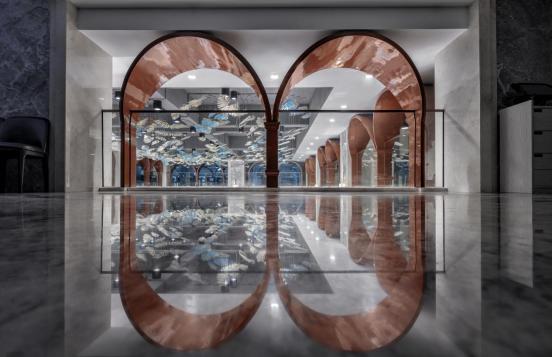 婚礼堂发布:总面积3.2万平!金塘胜宴打造地标性宴会酒店  第22张