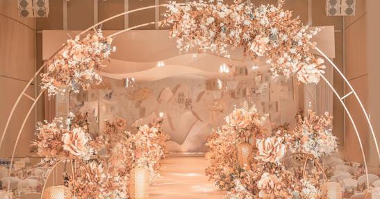婚礼堂发布:总面积3.2万平!金塘胜宴打造地标性宴会酒店  第25张