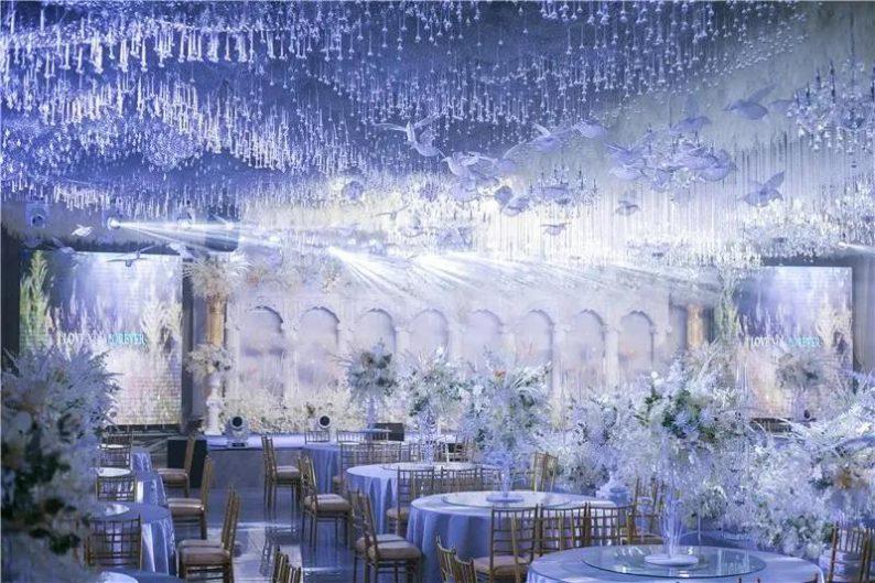 瞄准婚宴市场!多家星级酒店升级改造,宴会厅成重点  第1张