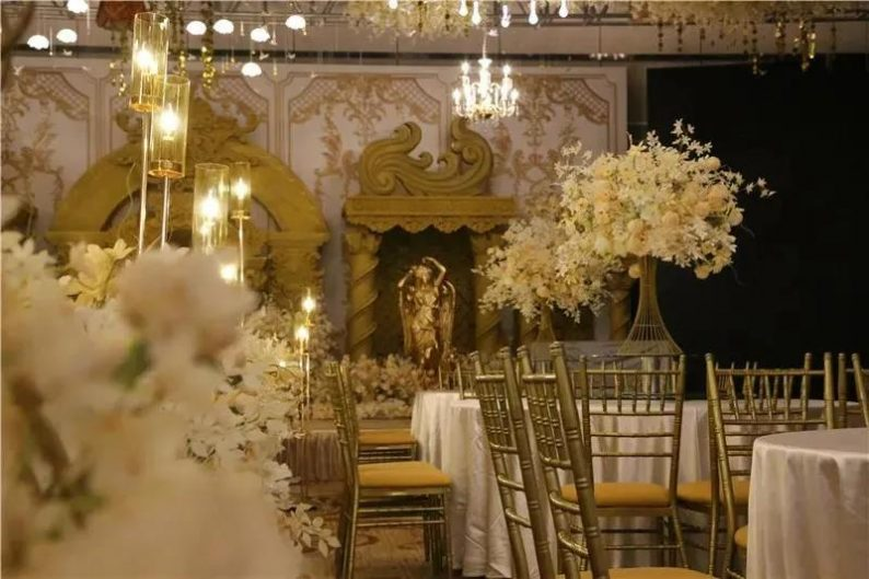 瞄准婚宴市场!多家星级酒店升级改造,宴会厅成重点  第5张