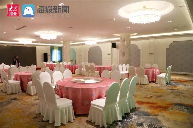 瞄准婚宴市场!多家星级酒店升级改造,宴会厅成重点  第7张