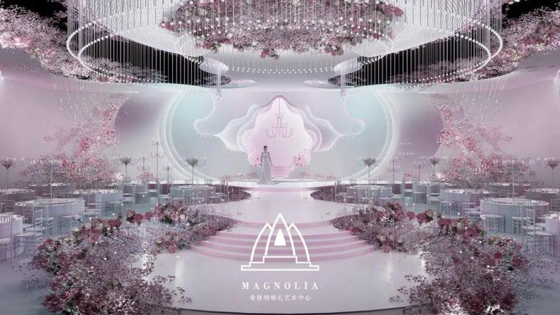 婚礼堂发布:赖梓愈设计,曼格纳4000平艺术空间全新亮相!  第11张