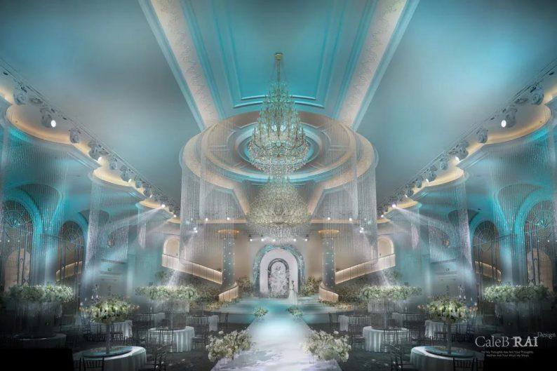婚礼堂发布:赖梓愈设计,曼格纳4000平艺术空间全新亮相!  第15张