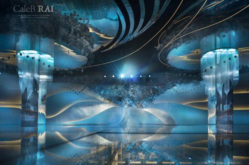 婚礼堂发布:赖梓愈设计,曼格纳4000平艺术空间全新亮相!  第16张