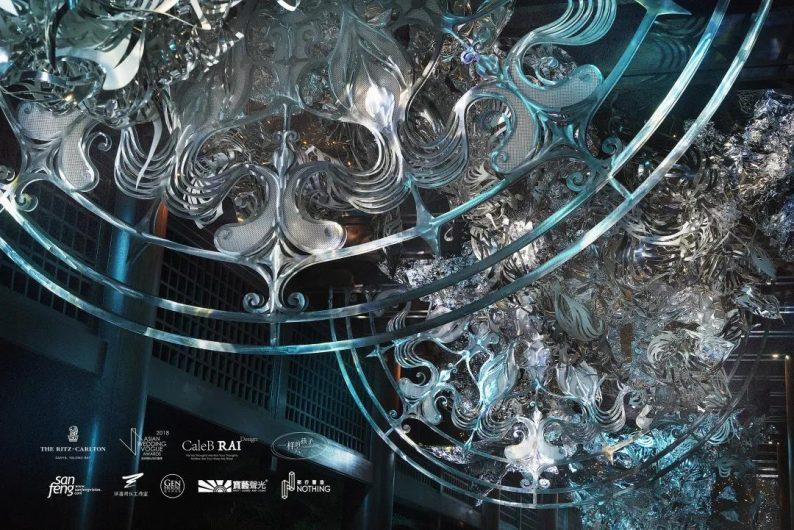 婚礼堂发布:赖梓愈设计,曼格纳4000平艺术空间全新亮相!  第18张