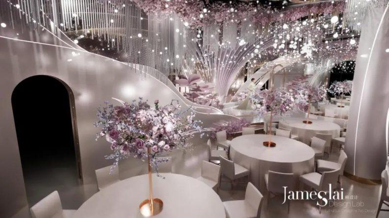 """婚礼堂发布:""""宴会+公园+街区"""",斥资3千万、6大主题厅即将启幕  第14张"""